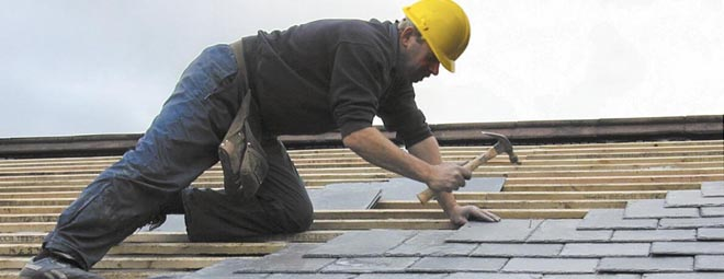 roofing in Peoria with shingles addition